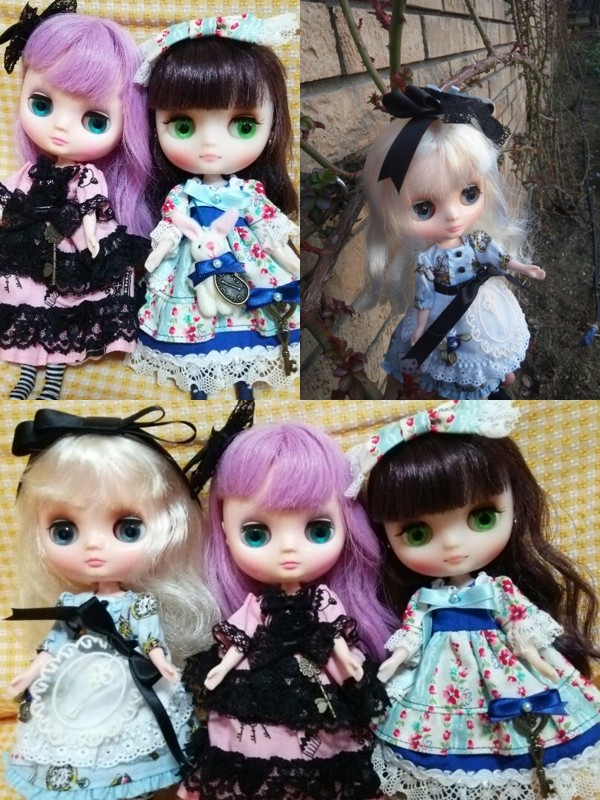 アリス3姉妹
