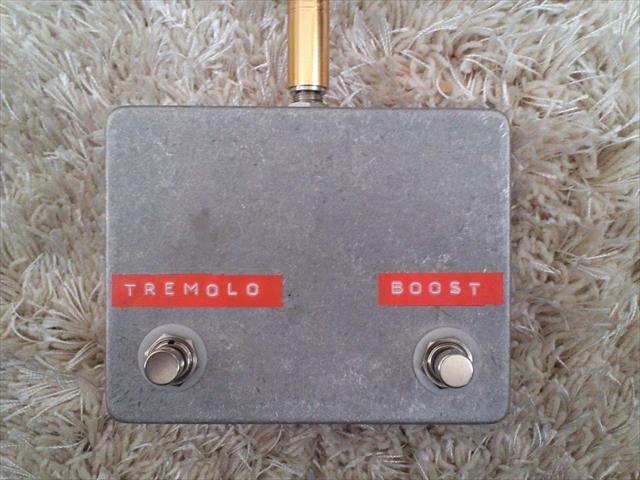 DEN AMP#1フットスイッチ