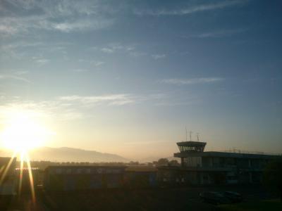 福井空港(2014年正月)