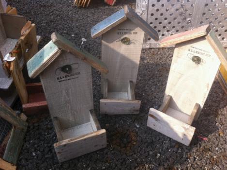 ハウス型BOX