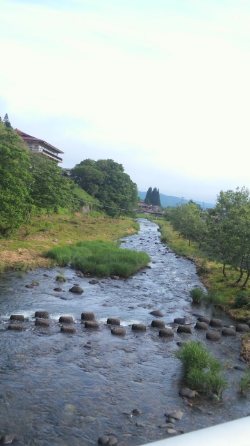 小野川温泉、大樽川1