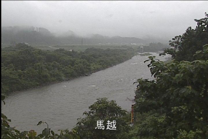 会津大川馬越ライブカメラ
