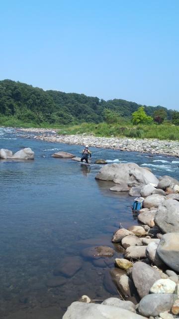 那珂川26日午前の釣果10尾