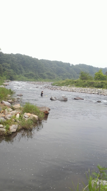 那珂川上流27日の瀬