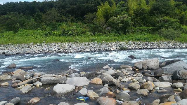 那珂川上流