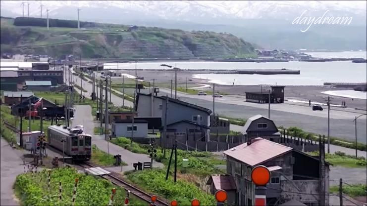 留萌本線 瀬越駅 - 北海道の鉄道