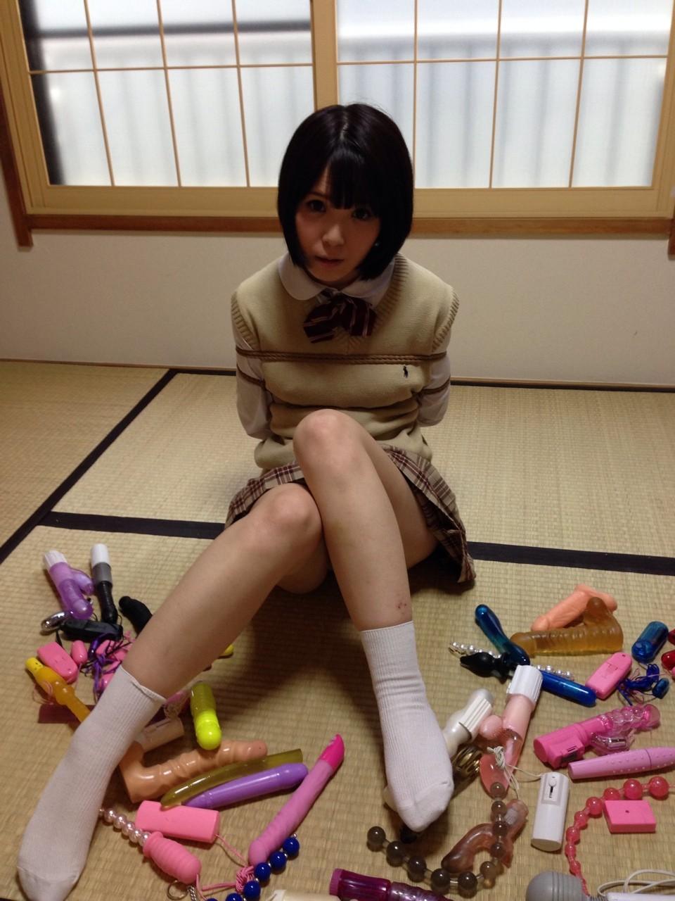 セーラー服女子高生 緊縛 JK241