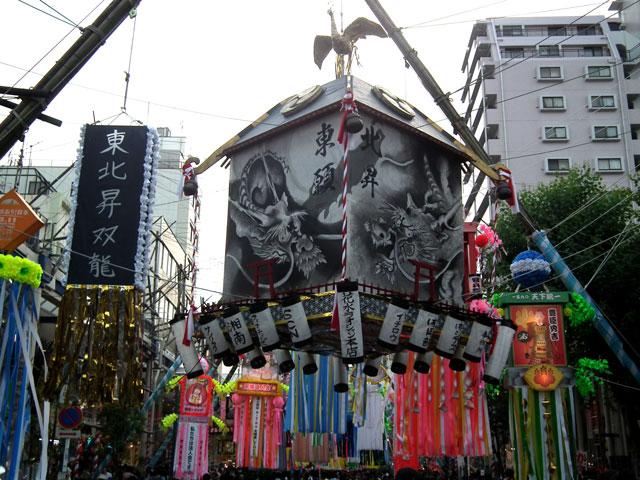 2014年湘南ひらつか七夕まつり(5)