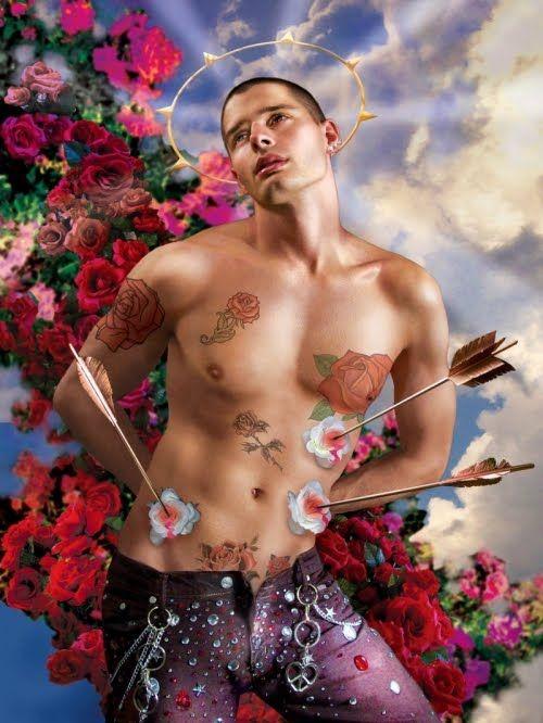 ピエール・エ・ジル_写真集_Pierre_et_Gilles_ゲイアート_聖セバスティアヌス_同性愛