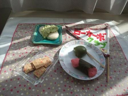 低糖質な安心和菓子の完成