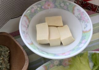 ハニー高野豆腐