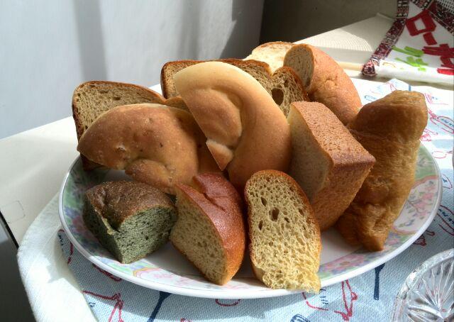 12種類の低糖質パン