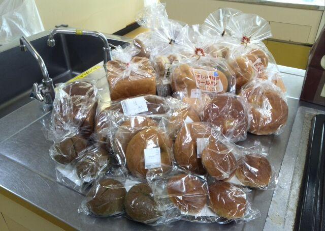 いろいろな低糖質パン