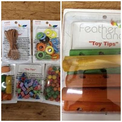 おもちゃの材料2