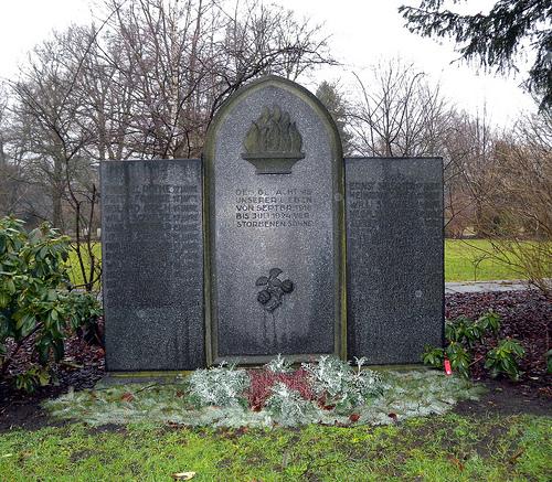 ハールマンの犠牲者の慰霊碑