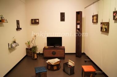 HANJI in the Living Room@駐大阪韓国文化院