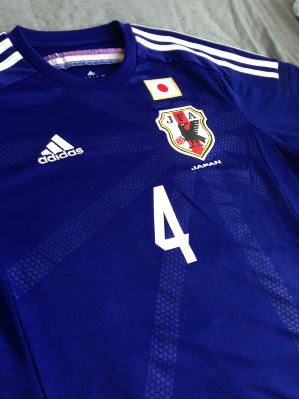 samurai blue 2014