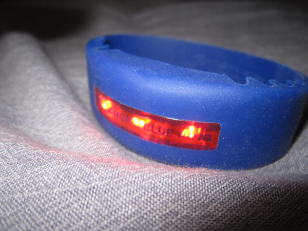 samurai blue ring