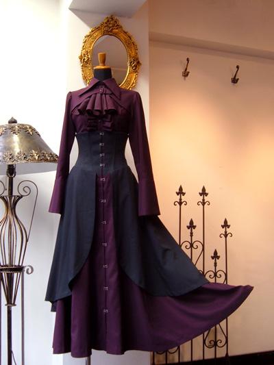 シャルレーヌロングスカート[1424]