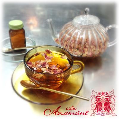 アナムネ薔薇の紅茶