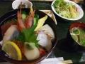 きぬさや 海鮮丼