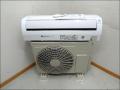 日立 白くまくん 6畳用冷暖房エアコン 13年製