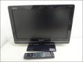 SHARP AQUOS シャープ 19型テレビ 11年製