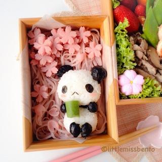 panda弁当