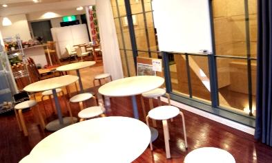 教室エリア窓側から2
