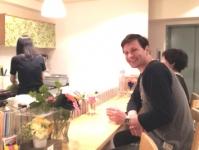 キッチンとDonさん