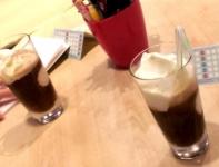 ドイツアイスコーヒー小