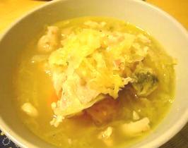 ザワークラウトスープ