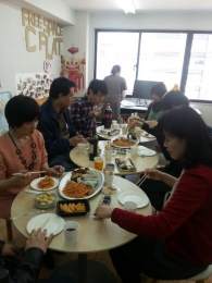 にほんごcafe3月 2