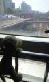 くらむ散歩-金山駅通路窓から-20140531-81