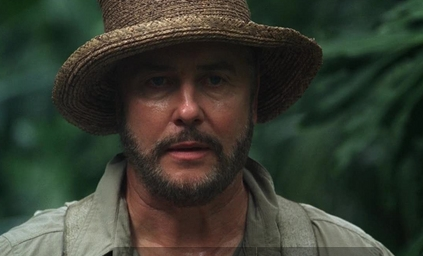 grissom in the jungle