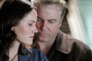 Grissom and Sara
