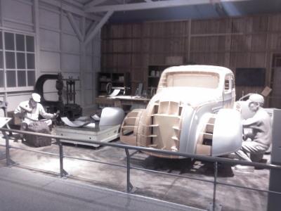 産業技術記念館AA型試作A1型