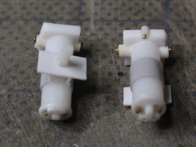 燃料ポンプ 固定金具