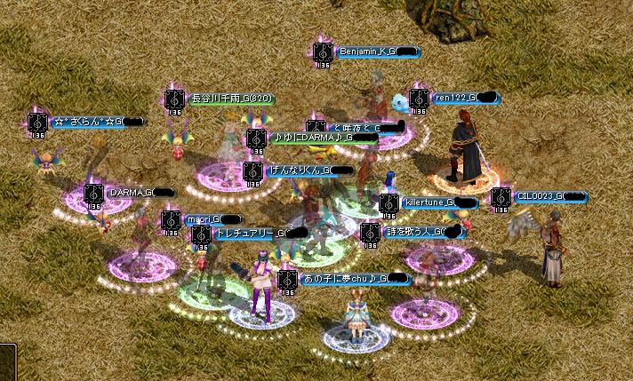 0715マシン戦集まり