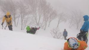 20140316雪上講習2