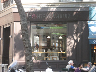 gontran cherrier shop