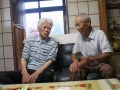 90歳代の義兄弟