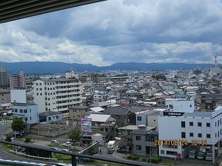 岸和田市街