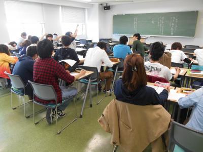 青山授業風景、しゅわっち
