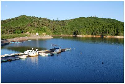 保古の湖 A