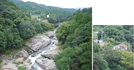 長篠発電所C