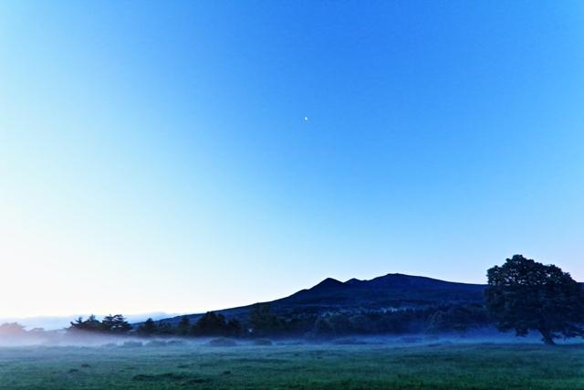 朝霧の余韻