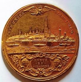 裏神聖ローマ帝国 1783