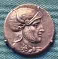 セレウコス1世が描かれたテトラドラクマ銀貨