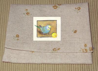 テッシュケース鳥